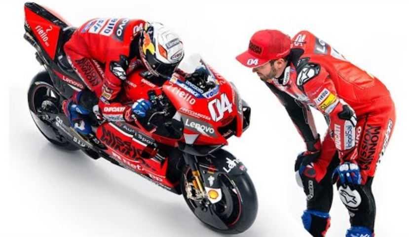 Tenaga Motor MotoGP Ducati