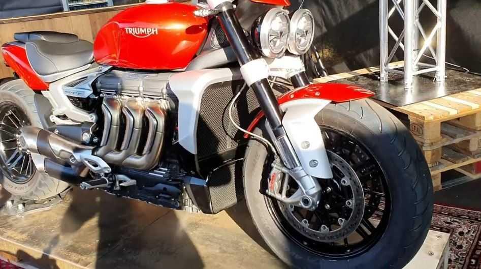 Triumph 250 cc