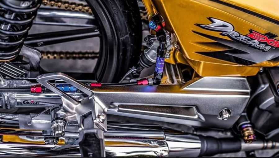 Honda astrea prima modifikasi terkeren sepanjang masa