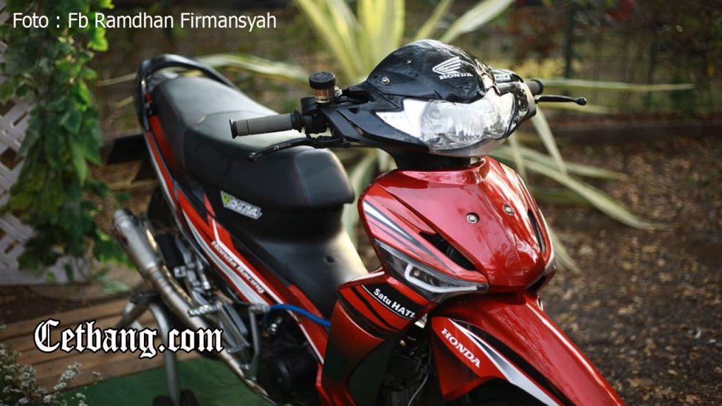 Supra X 125 Drag Style
