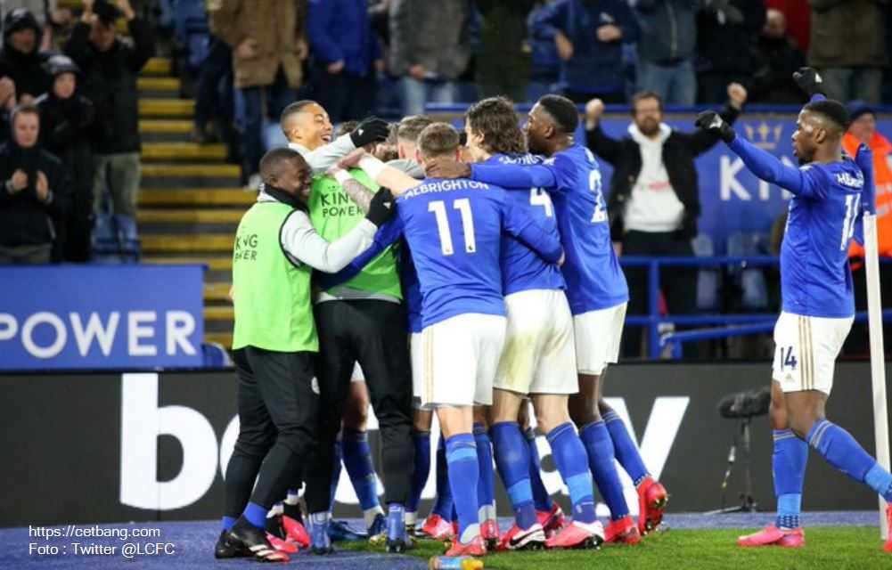 Leicester City Isolasi 3 Pemain Karena Virus Corona