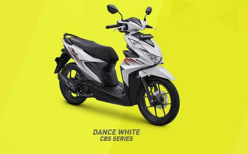 Dance White untuk varian CBS