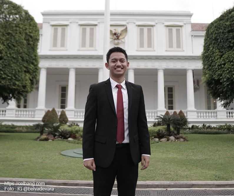 Surat Terbuka Belva Devara, CEO Ruangguru