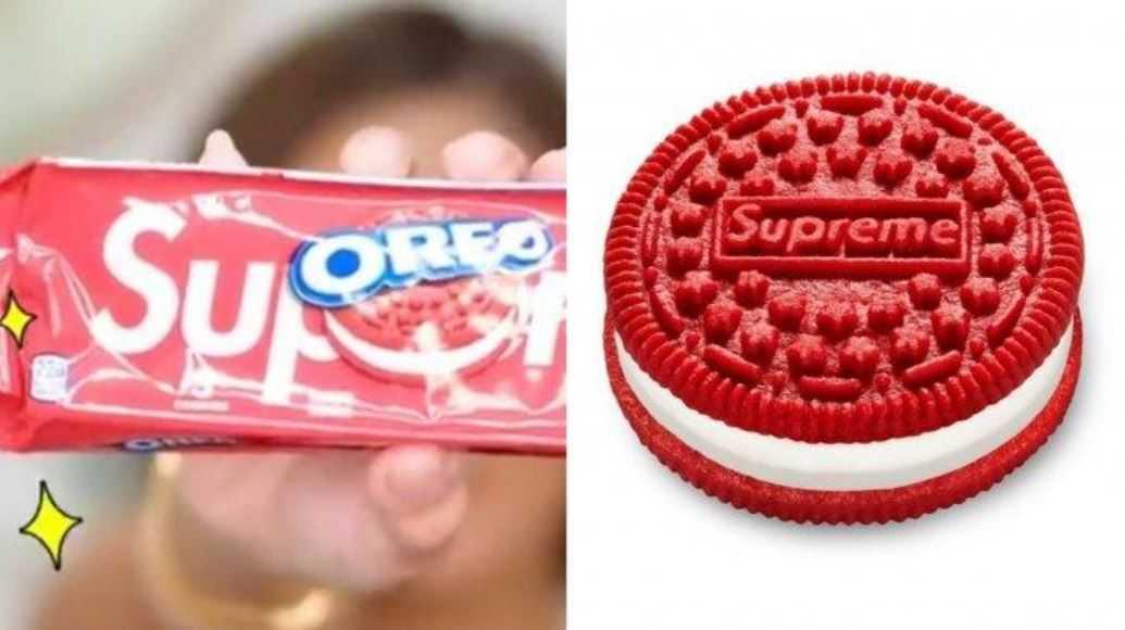 Biskuit Oreo Supreme Viral