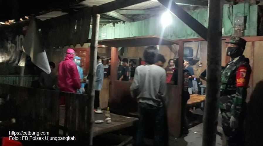 Giat PSBB Wilayah Kecamatan Ujungpangkah Dalam Memutus Penyebaran Virus Covid19