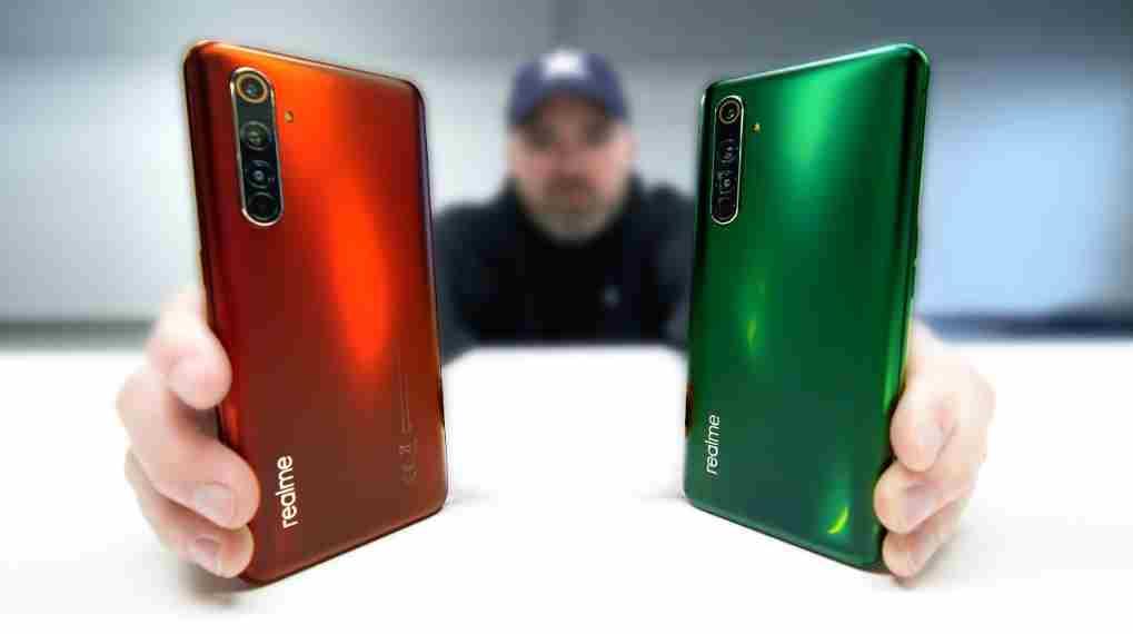 Realme X50 Pro, Realme X3 SuperZoom dan Realme 6s