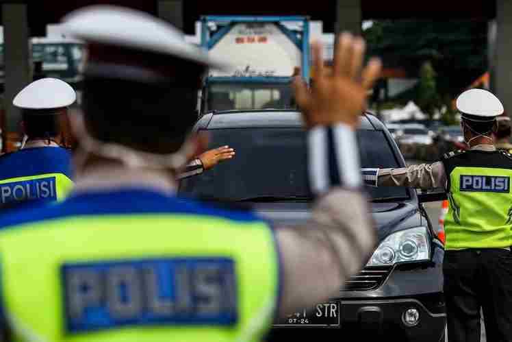 SIKM Jadi Syarat Masuk Jakarta