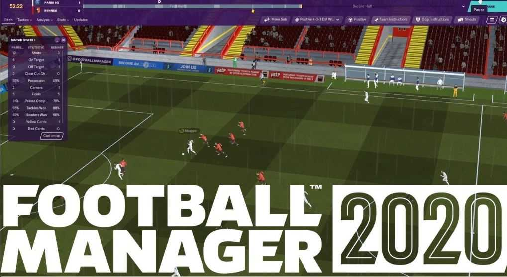 gim Football Manager