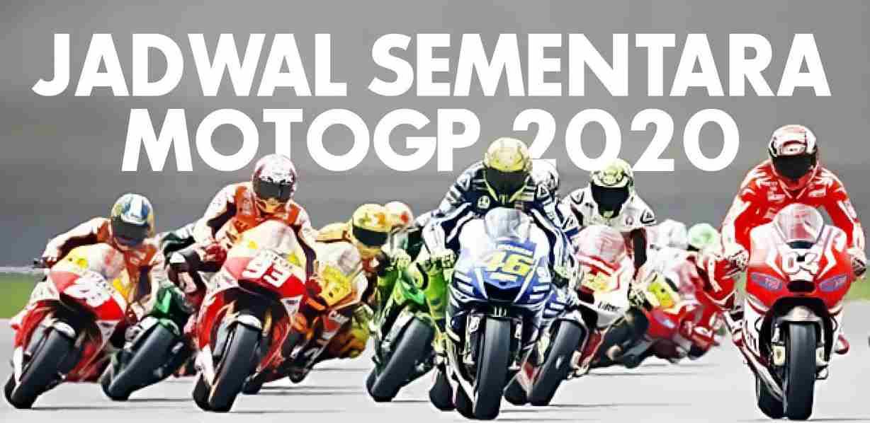 Jadwal Sementara MotoGP 2020