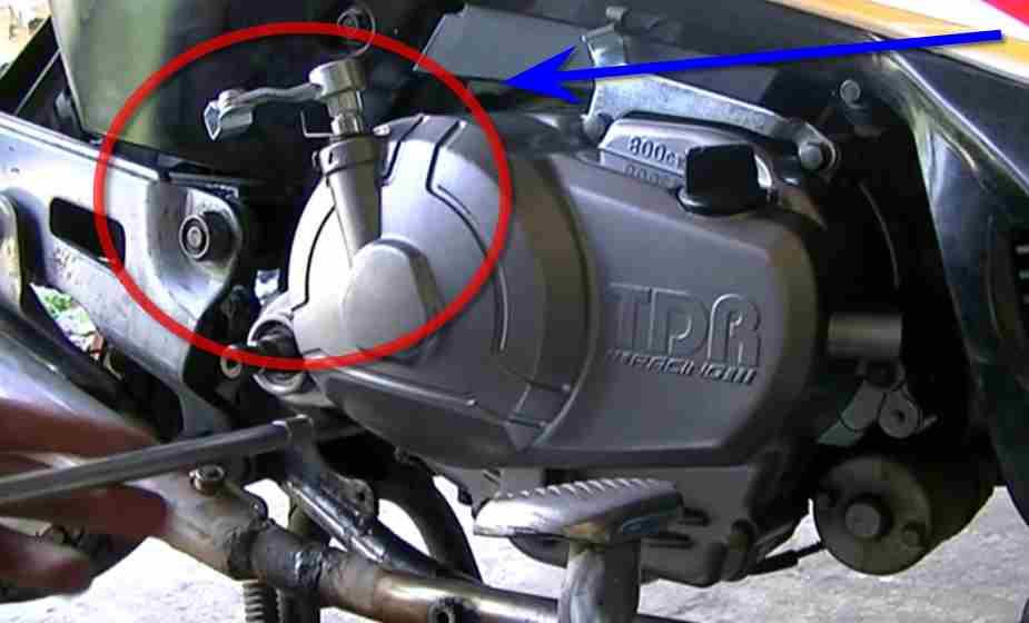 Kabel Kopling Sepeda Motor Putus