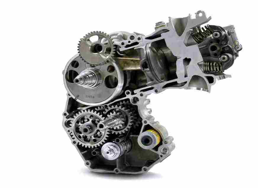 Ruang Mesin Motor