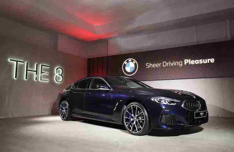 BMW Rilis Seri 8 Gran Coupe