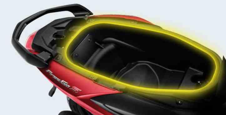 Bagasi Yamaha FREEGO S VERSION ABS