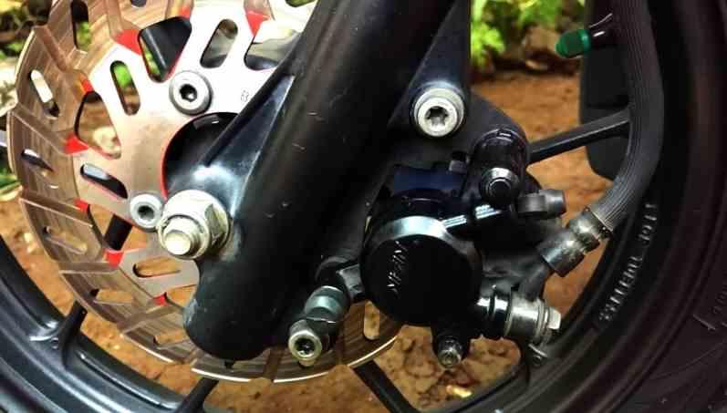 Cara Gampang Merawat Rem Cakram Sepeda Motor