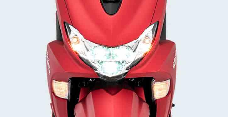 LED HEAD LIGHT & HAZARD LAMP Yamaha FREEGO S VERSION ABS