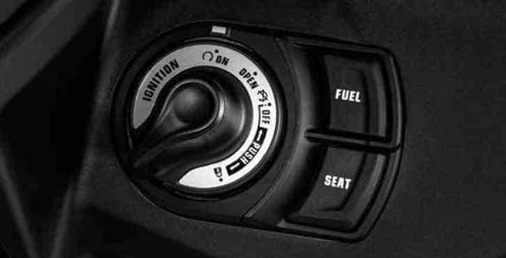 SMART KEY SYSTEM Yamaha FREEGO S VERSION ABS