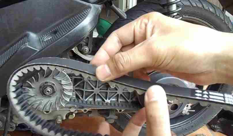 V-belt Motor Matic