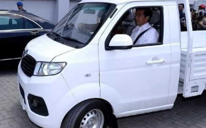 Mobil Esemka Bima