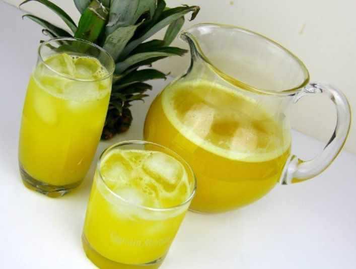 Pineapple Mocktail