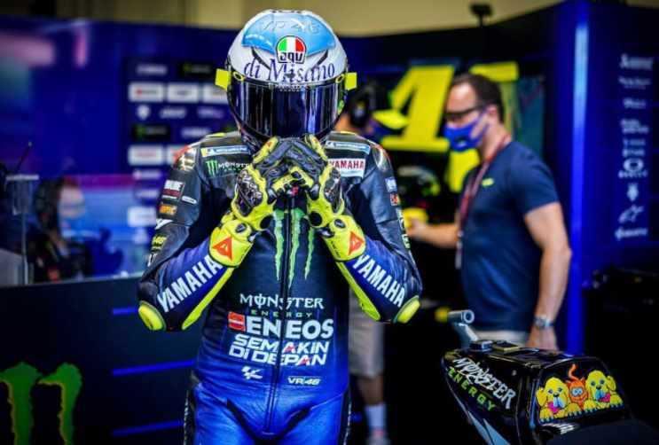 Petronas Yamaha SRT Bakal Berikan Valentino Rossi Gaji Fantastis
