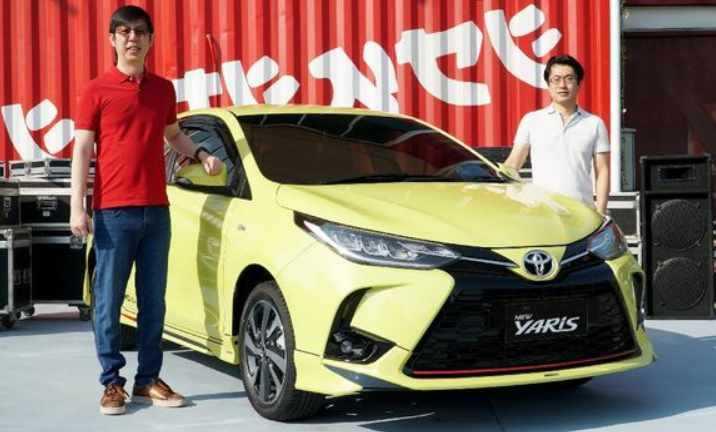 Toyota Yaris Terbaru
