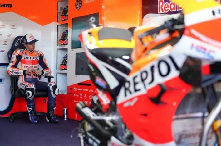 Alex Marquez Tak Yakin Bisa Naik Podium Lagi di MotoGP Teruel
