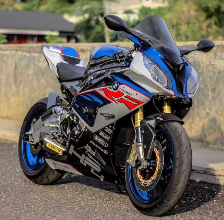 BMW Motorrad Tidak Tertarik Terjun di MotoGP
