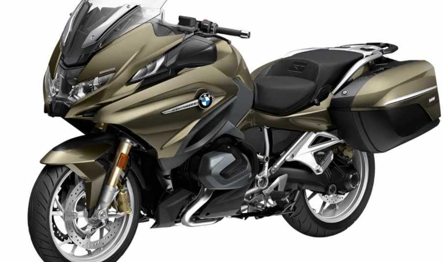 BMW New R 1250 RT