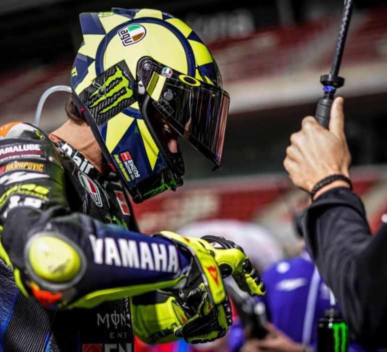 Valentino Rossi Diprediksi Gagal Kejar Gelar Juara MotoGP 2020