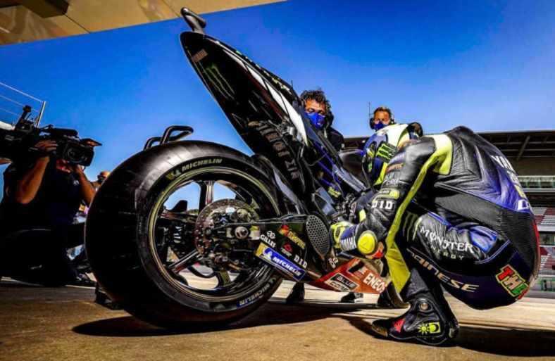 Valentino Rossi Positif Covid-19