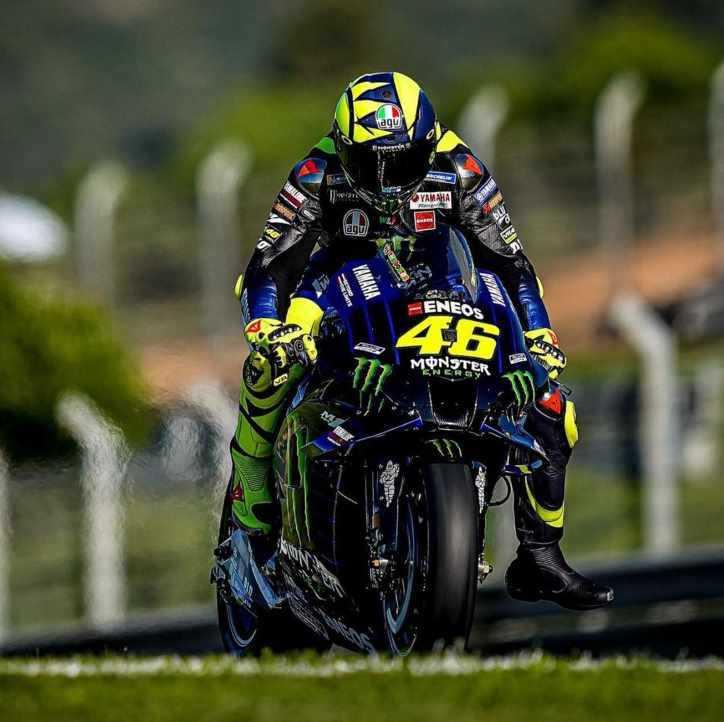 MotoGP 2020 Musim Terburuk dalam Karier Valentino Rossi