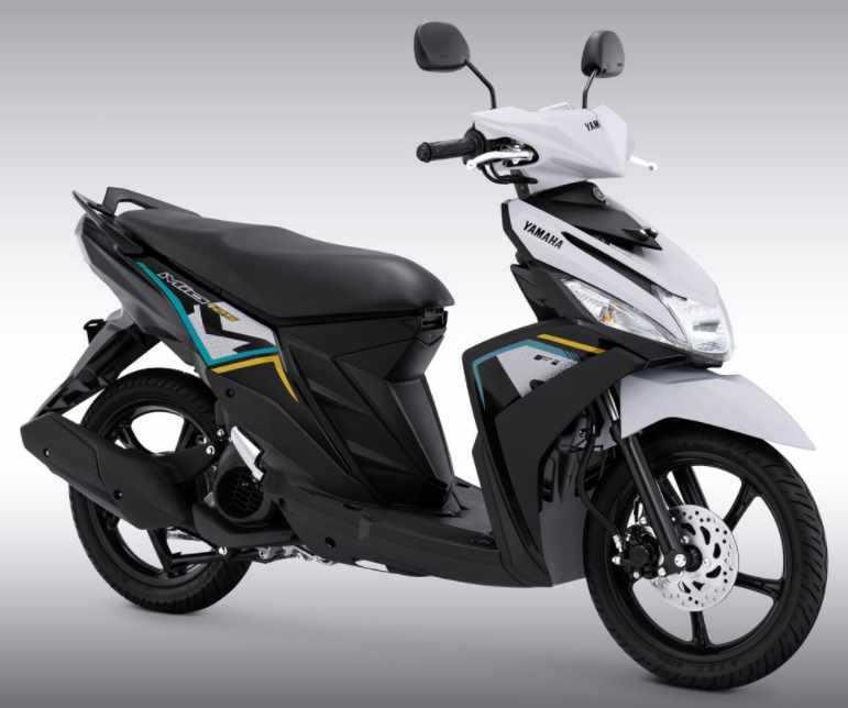 New Yamaha Mio M3 Punya 3 Pilihan Warna Semakin Meriah