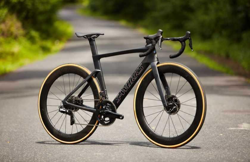 Road Bike Merek Specialized S-Works