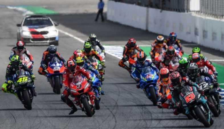 Susunan Pembalap MotoGP 2021 Resmi Dirilis