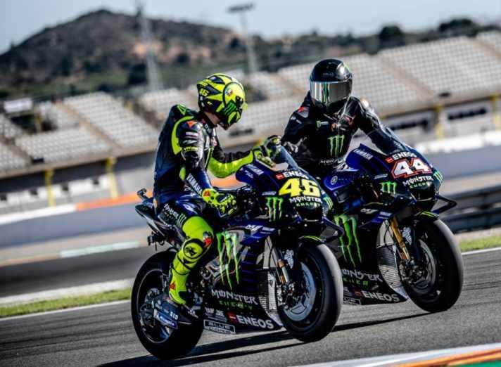 Era Valentino Rossi (Petronas Yamaha SRT) Telah Berakhir