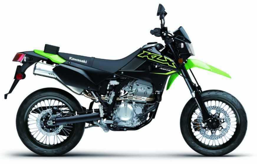Kawasaki KLX 300 SM