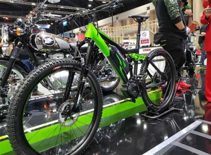 Kawasaki Luncurkan Sepeda yang Harganya Lebih Mahal dari Ninja ZX-25R