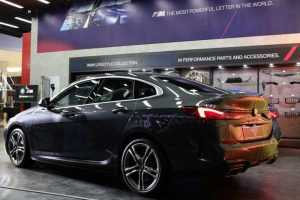 New BMW M235i Gran Coupe
