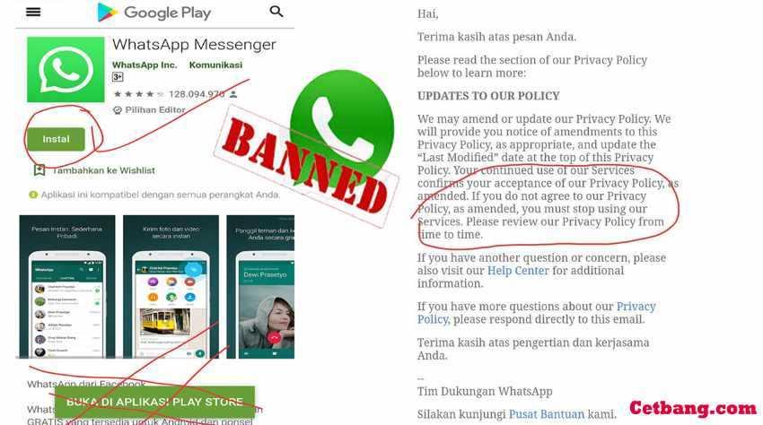 Cara Mudah Mengembalikan Akun WhatsApp Bisnis yang Kena Blokir Permanen