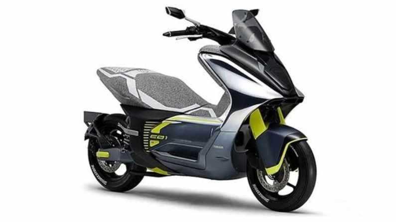 Yamaha Nmax Versi Listrik