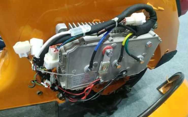 Konversi Motor Bensin