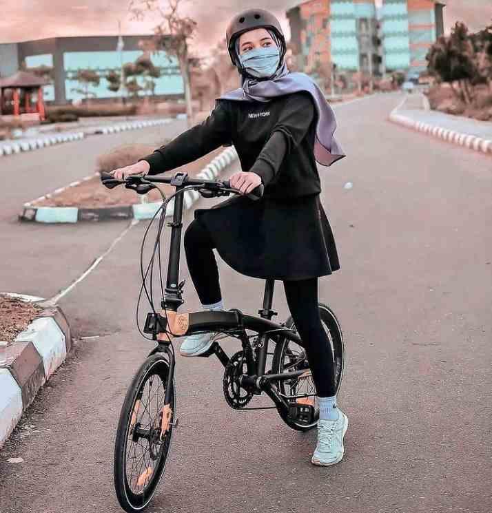 Harga Sepeda Lipat Jeblok Harganya