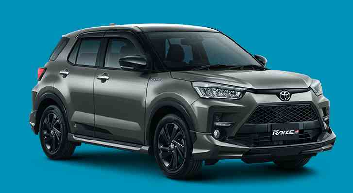 Toyota Resmi Jual Raize 1.200 cc